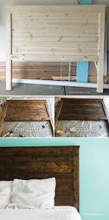 Beachy Headboards Beach Theme Guest Bedroom With Diy Wood by украшаем стены мысли о ремонте Pinterest Beach Downstairs