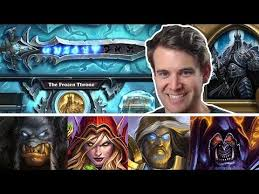 hearthstone defeating the lich king hunter rogue paladin