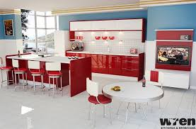 View In Gallery Retro Colors And Design Combined With Modern Ergonomics