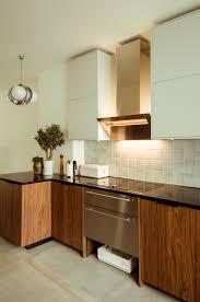 fronten für ikea metod in nußbaum und hellgrau küchenfront 24