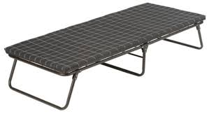 coleman bed best cing bed cot reviews the 5 most comfortable cots of 2017