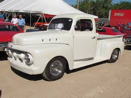 100 1951 Ford Truck For Sale FORD PICKUP At Vicari Auctions Nocona 2014