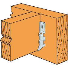 Decorative Angled Joist Hangers by Simpson Joist Hangers For Pressure Treated Wood Hanger