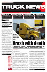 Truck News September 2014 By Annex-Newcom LP - Issuu Skyway Trucking School Fontana Ca Cdl Traing Programs J Bauer Inc Home Facebook Transportation And Logistics News Holdings Mds Paying Attention Is The First Step In Professional Truck Driving Baltimore City To Columbia Maryland Youtube Friday 81613 Pictures From Lance Tractor Trailer Rollover Burlignton Truck Trailer Transport Express Freight Logistic Diesel Mack Short Haul Dashcam Chroniclespart 34 Hump Day Edition America Riverside
