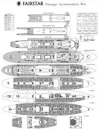Images Deck Plans by Fairstar Cabin Plan