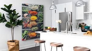 acrylglas wandbilder für die küche wall de