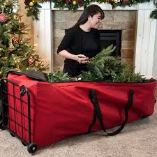 Large Upright Christmas Tree Storage Bag by Best 25 Christmas Tree Storage Ideas On Pinterest Diy Christmas