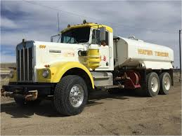 100 Water Truck 1977 KENWORTH W900 For Sale Auction Or Lease Great Falls