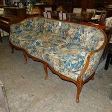 canape louis 15 canapé corbeille epoque louis xv la salle des ventes du particulier
