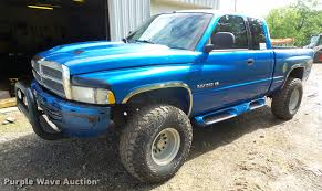 1998 Dodge Ram 1500 Quad Cab Pickup Truck | Item DA6367 | SO... Histria Dodge Ram 19812015 Carwp Used Lifted 1998 1500 Slt 4x4 Truck For Sale Northwest Pickup Wikipedia Mickey Thompson Classic Iii Skyjacker Sport 2001 2500 Information And Photos Zombiedrive Bushwacker Cracked Dashboard Page 2 Carcplaintscom 3500 Interior Bestwtrucksnet 12 Valve Cummins 600hp 5 Speed Carsponsorscom Hd 4x4 Quad Cab 8800 Gvw Cars For