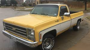 1979 Chevrolet C/K Trucks Silverado For Sale Near Grand Prairie ...
