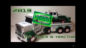 100 Hess Trucks 2013 Video Review Of The Toy Truck Toy Truck And Tractor
