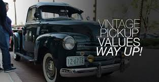 100 Ford Truck Values Vintage Pickup Are Way Up Gallen Insurance