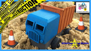 Dump Truck From Luke's Toy Factory! BEEP HONK! Fun In The Sand ... Unique Cstruction Pinata Assortment Dump Truck Dump Trucks For Kids Green Toys Truck Walmartcom Jr Party Digger Piata Second Birthday Gabriel Pinterest Square Owl Pinata Pinatas Cat Job Site Machines Ls A Garbage Truck Ready Candy Garbage John Deere Pinata Youtube Grapple Rental Or Used For Sale In Maine As Well Ky And Yards 2000 Ford Crafty Texas Girls Birthday Boys Stay At Homeista How To Make A Diy Pullstring