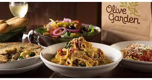 Olive garden freebies Buffalo wagon albany ny coupon