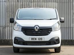 Trafic Is Glasss Used Van Hero Renault