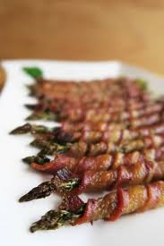 Crispy Bacon Wrapped Asparagus Paleo Low Carb