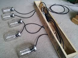 Wonderful DIY Rustic Chandelier Twenty8divine Mason Jar Amp Rustic