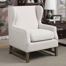 Coaster Accent Chair With Wing Back Design In Beige | Local ... Coaster Fine Fniture 902191 Accent Chair Lowes Canada Seating 902535 Contemporary In Linen Vinyl Black Austins Depot Dark Brown 900234 With Faux Sheepskin Living Room 300173 Aw Redwood Swivel Leopard Pattern Stargate Cinema W Nailhead Trimming 903384 Glam Scroll Armrests Highback Round Wood Feet Chairs 503253 Traditional Cottage Styled 9047 Factory Direct