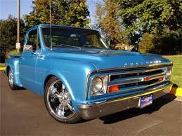 100 1968 Chevy Trucks For Sale Chevrolet Pickup For ClassicCarscom CC1026788