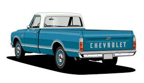 This Is What A Century Of Chevy Trucks Looks Like | Automobile Magazine