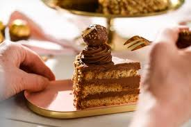 kleine rocher torte rezept backen de