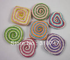 30mm Mixed Color Paper Craft Supplies Lollipop Crafts Ideas For Diy Scrapbooking Decoration 048007 Discount Home Furnishing Furnishings