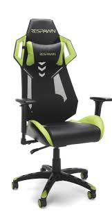 Respawn Green Gaming Chair Pottery Barns Playstation Fniture Is The New Highend X Rocker Xpro 300 Black Pedestal Gaming Chair With Builtin Speakers Ncaa High Back Chairs By Rawlings 2pack Imperial Goto Source For This Years Dorm Room Must College Covers Ohio State Buckeyes Bunjo Dual Commander Available In Multiple Colors Zline Executive Game Tables Shop Noblechairs Epic Series White South Africa Style Office Racing Design Corsair T1 Race And Pc Proline Tall Swivel Outdoor