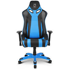 Tall Office Chairs Nz by Zqracing Alien Series Gaming Office Chair Blue Black Zqracing