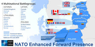 100 Where Is Latvia Located NATO Has Put Forces In Eastern Europe To Counter Russia Heres