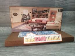 spielzeug living room the big theory funko pops holds 4