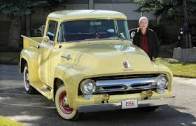 Rare Chevy Trucks Unique Finding Rare 1956 Ford Truck A Miracle For ...