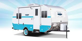 Vintage Campers And Travel Trailers