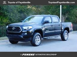 2017 Used Toyota Tacoma SR5 Double Cab 5' Bed V6 4x4 Automatic At ... Preowned 2015 Toyota Tacoma 4x4 Double Cab Trd Offroad Crew 2019 New Dbl Cb 4wd V6 Sr At At Fayetteville Hilux Comes To Ussort Of Truck Trend Shop By Vehicle 0515 4x4 And Prerunner 6 Lug 44toyota Trucks For Sale Near Gig Harbor Puyallup Car Tundra Sr5 Crewmax In Riverside 500208 1995 T100 Pickup Friday Pristine 1983 Survivor Headed 2018 Mecum 2016 Platinum Longterm Update The Commute