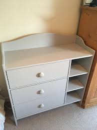 Ikea Nyvoll Dresser Light Grey by Ikea Chest Of Drawers Trogen Light Grey In Kilbarchan