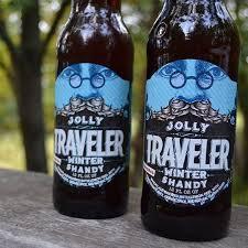 Travelers Pumpkin Beer by Jolly Traveler Winter Shandy Wintershandy Winterbeer Meet The