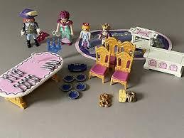 playmobil 5145 königliche festtafel aus playmobil schloss eßzimmer ebay