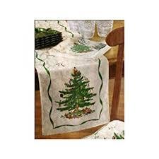 Spode Christmas Tree Table Runner 90quot