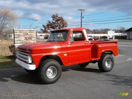 100 Dually Truck For Sale Classic Dually Trucks For Sale 1966 Chevrolet CK K10 4x4 In Red