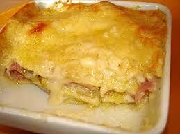 cuisiner endives au jambon lasagnes d endive au jambon la cuisine des jours