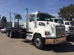 100 Roll Off Truck 2018 WESTERN STAR OTHER Los Angeles Metro CA 5002350292