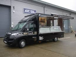 Catering Van Conversion