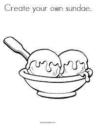 Create Your Own Coloring Page