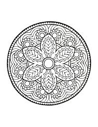 Holiday Coloring Online Mandala Book Pdf In 17 Best Images About Teach On