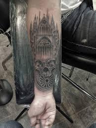 Gothic Tattoo Design Idea 2017