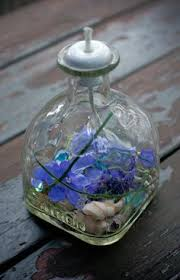 Citronella Oil Lamps Diy by Diy Oil Lamp Kit All You Need Is A Recycled Patron Bottle And