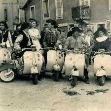 Vespa Models 1946 1965