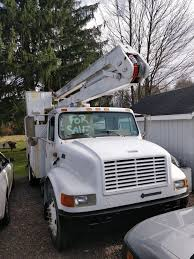 100 Bucket Trucks For Sale By Owner 1998 INTERNATIONAL 42 BUCKET TRUCK Cars