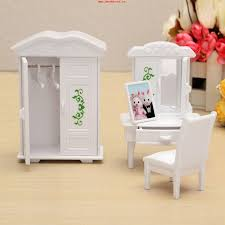 Other Home Living Lovely Dressing Table Chair Set For Barbies
