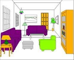 Interior Designs Clipart House Layout 5